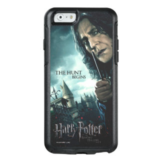 Coque OtterBox iPhone 6/6s De mort sanctifie - Snape 2