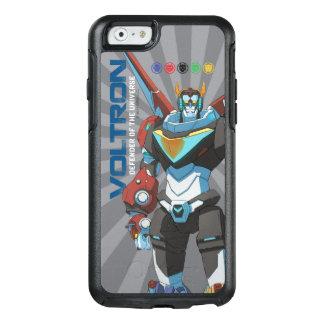 Coque OtterBox iPhone 6/6s Défenseur de Voltron | de l'univers