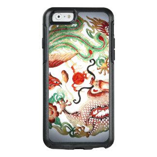 Coque OtterBox iPhone 6/6s Dragon et pochoir de Phoenix