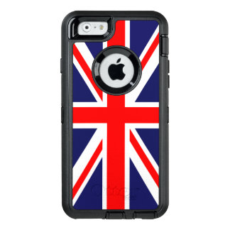 Coque OtterBox iPhone 6/6s Drapeau d'Union Jack