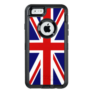 Coque OtterBox iPhone 6/6s Drapeau d'Union Jack du Royaume-Uni