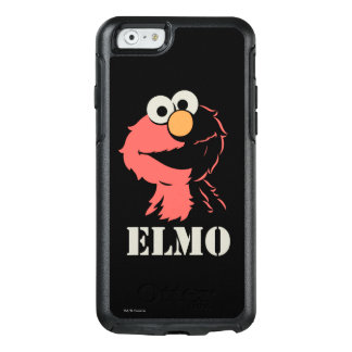 Coque OtterBox iPhone 6/6s Elmo demi