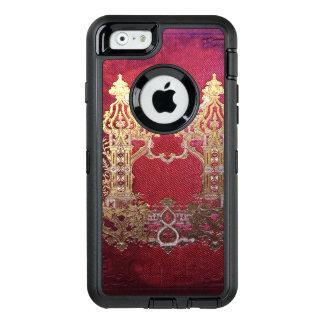 Coque OtterBox iPhone 6/6s Encre de Falln souillée cramoisie
