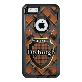Coque OtterBox iPhone 6/6s Épées de Dryburgh d'écossais et tartan de bouclier