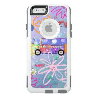 Coque OtterBox iPhone 6/6s été de l'amour - les années 60