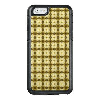 Coque OtterBox iPhone 6/6s Étoile du Néerlandais est de moutarde rose et des