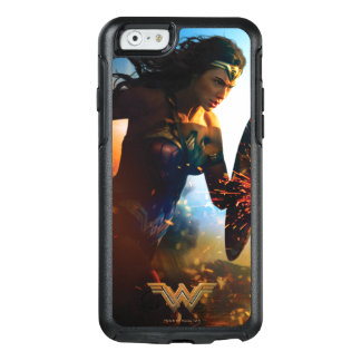 Coque OtterBox iPhone 6/6s Femme de merveille courant sur le champ de