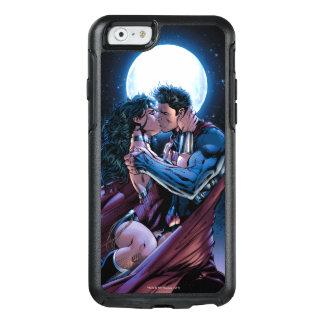 Coque OtterBox iPhone 6/6s Femme de merveille de la ligue de justice #12 et