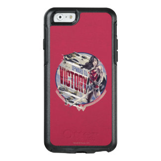 Coque OtterBox iPhone 6/6s Femme de merveille vers le haut à la victoire