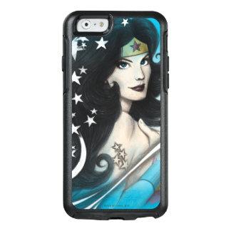 Coque OtterBox iPhone 6/6s Femme et étoiles de merveille