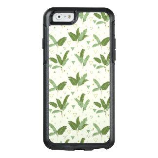 Coque OtterBox iPhone 6/6s Feuille de banane avec des triangles