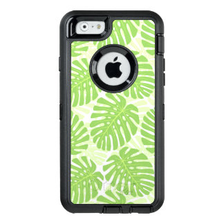 Coque OtterBox iPhone 6/6s Feuille de plante tropicale - motif de Monstera