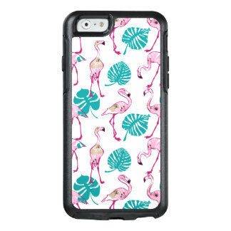 Coque OtterBox iPhone 6/6s Flamants roses