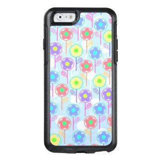 Coque OtterBox iPhone 6/6s Fleurs
