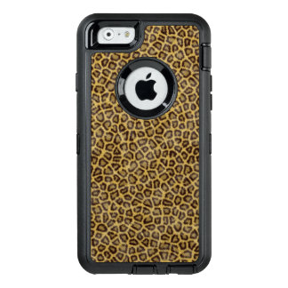 Coque OtterBox iPhone 6/6s Fourrure de léopard