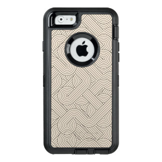 Coque OtterBox iPhone 6/6s Frontière abstraite