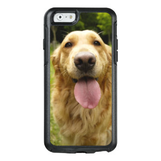 Coque OtterBox iPhone 6/6s Golden retriever 4