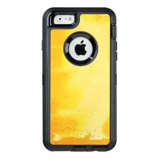 Coque OtterBox iPhone 6/6s grand arrière - plan d'aquarelle - peintures 5
