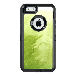 Coque OtterBox iPhone 6/6s grand arrière - plan d'aquarelle - peintures 6