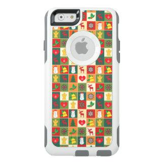 Coque OtterBox iPhone 6/6s Grand motif de Noël