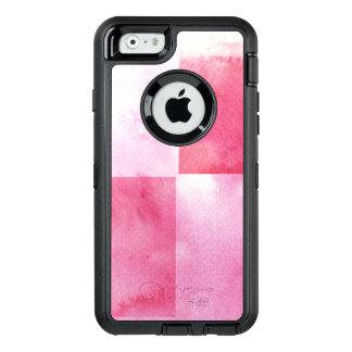 Coque OtterBox iPhone 6/6s grandes bannières d'aquarelle pour votre