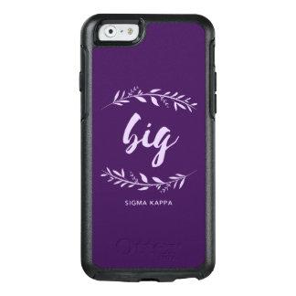Coque OtterBox iPhone 6/6s Guirlande de Kappa de sigma grande