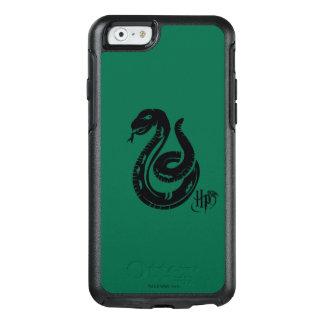 Coque OtterBox iPhone 6/6s Icône de serpent de Harry Potter | Slytherin