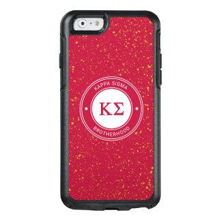 Coque OtterBox iPhone 6/6s Insigne du sigma   de Kappa