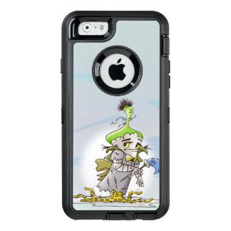 Coque OtterBox iPhone 6/6s iPhone ÉTRANGER 6/6s DS d'Apple de BEURRE de
