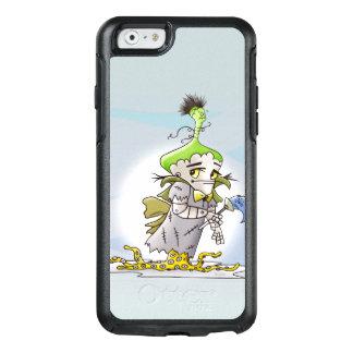 Coque OtterBox iPhone 6/6s iPhone ÉTRANGER 6/6s solides solubles d'Apple de