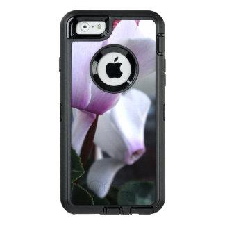 Coque OtterBox iPhone 6/6s iPhone rose 6/6s d'Apple de photo de fleurs
