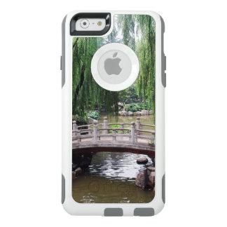 Coque OtterBox iPhone 6/6s Jardin asiatique 1