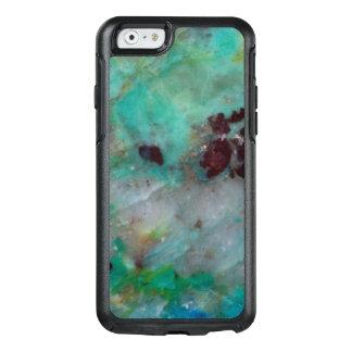 Coque OtterBox iPhone 6/6s Jaspe bleu de Chrysocolla