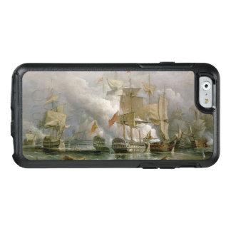Coque OtterBox iPhone 6/6s La bataille de St Vincent de cap, le 14 février