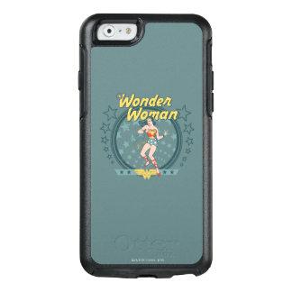 Coque OtterBox iPhone 6/6s La femme de merveille a affligé la conception