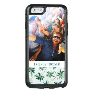 Coque OtterBox iPhone 6/6s La paume tropicale | de vulpin ajoutent votre