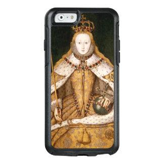 Coque OtterBox iPhone 6/6s La Reine Elizabeth I dans des robes longues de