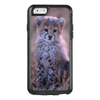 Coque OtterBox iPhone 6/6s La savane de CUB | de guépard, Kenya