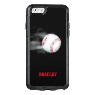 Coque OtterBox iPhone 6/6s Lancez le base-ball de boule personnalisé