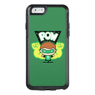 Coque OtterBox iPhone 6/6s Lanterne verte de Chibi formant les poings géants