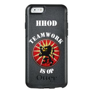 Coque OtterBox iPhone 6/6s le HHOD-travail d'équipe est OP - le cas iPhone6