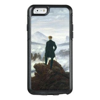 Coque OtterBox iPhone 6/6s Le vagabond au-dessus de la mer du brouillard,