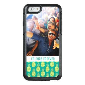 Coque OtterBox iPhone 6/6s Les ananas en pastel | ajoutent votre photo et