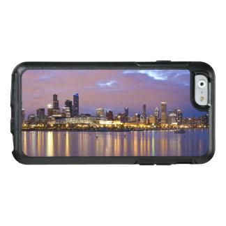 Coque OtterBox iPhone 6/6s Les Etats-Unis, l'Illinois, Chicago, horizon de