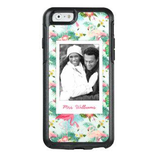 Coque OtterBox iPhone 6/6s Les fleurs et les oiseaux tropicaux   ajoutent