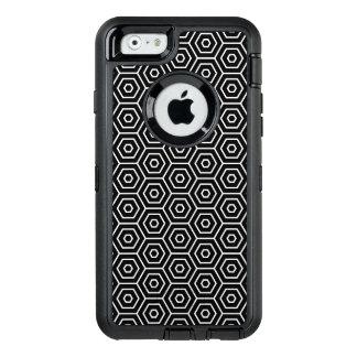 Coque OtterBox iPhone 6/6s Les hexagones donnent au motif géométrique