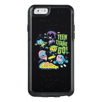Coque OtterBox iPhone 6/6s Les titans de l'adolescence vont ! graphique
