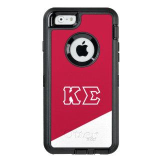 Coque OtterBox iPhone 6/6s Lettres de Grec du sigma   de Kappa