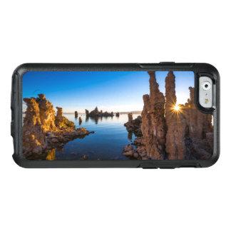 Coque OtterBox iPhone 6/6s Lever de soleil au lac mono, la Californie