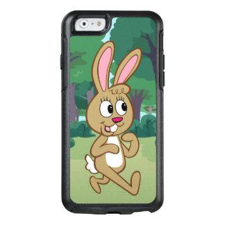 Coque OtterBox iPhone 6/6s Lièvres de Rick | Becky de garde forestière